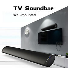 Home Theater Soundbar Wireless Sound Bar Speaker System w/Built-in Subwoofer 3D