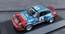 Porsche 911 Esso Therier-Vial 1° Tour de Corse 1980 1:43 Universal Hobbies