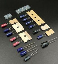 SEGA - Game Gear - Kit condensateurs recap capacitor - qualité + CMS - panasonic