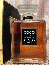 Vintage RARE 1980s Chanel Coco LARGE 3.4 oz 100 ml Eau de Parfum FIRST FORMULA