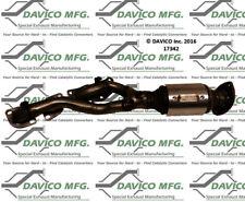 Catalytic Converter-Exact-Fit Left Davico Exc CA fits 07-15 Lexus LS460 4.6L-V8