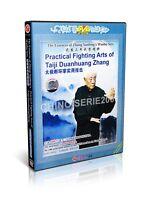 Zhang San Feng' Practical Fighting Art of Taiji Duanhuang Zhang Liu Huangjun DVD