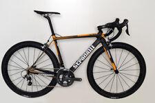 STRADALLI ORANGE CARBON AERO WHEELSET ROAD BIKE BICYCLE SHIMANO ULTEGRA 8000