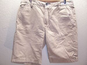 """TRIPLE FIVE SOUL Mens 36"""" Waist Khaki shorts Combine ship Discount"""