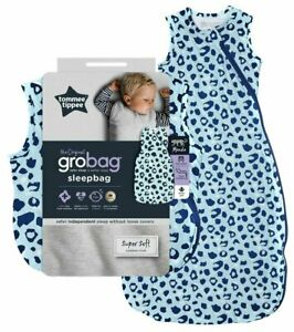 Tommee Tippee Grobag Baby Sleeping Bag Abstract Animal 18-36 Months 0.2 Tog