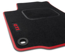 S3IG TAPPETI TAPPETINI moquette velluto GTI LOGO VW POLO IV 2001-2009 ovale