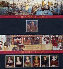 1997 Enrico VIII il grande Tudor Presentation Pack NUMERO 274