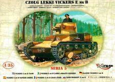 Mirage Hobby 35304 - 1:35 Leichter Panzer Vickers E Mk B