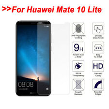 9H Tempered Glass Screen Protector Film Guard Protection For HuaWei Mate 10 Lite