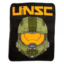 Halo UNSC Helmet Throw Blanket