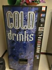 Dixie narco soda vending machine