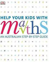NEW Help Your Kids With Maths By DK Publishing Paperback Free Shipping 245 Pages