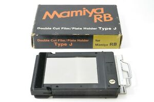 *Excellent+++* Mamiya RB67 Double Cut Film Plate Holder Type J from Japan 2
