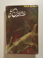DUNE by Frank Hebert 1965 hcdj ~ RARE First Ed Vintage Collectible NEW COND bced