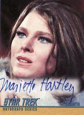 Star Trek ToS Season 3 Mariette Hartley as Zarabeth A85 Auto Card