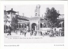 "+Pc-Postcard-""Ponce De Leon Hotel"" -1905- (King St) *St Augustine, Florida (#214"