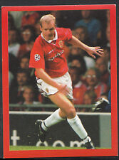 Futera Football Sticker - Europe 2000 - Man Utd - No 34 - Henning Berg