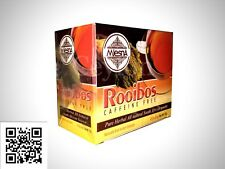 Mlesna Caffeine Free Rooibos Herbal 50 Tea Bags