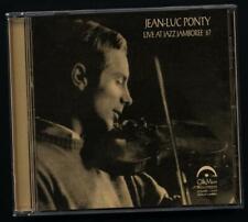 Jean-Luc Ponty Live At Jazz Jamboree 1967 - Mega Rare