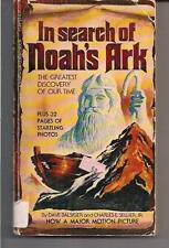 IN SEARCH OF NOAH'S ARK ~ SCHICK-SUN 1544 1976 DAVE BALSIGER MOVIE TIE IN
