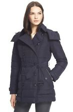 Burberry Brit Midallerdale Coat Jacket Puffer size XS $995 NEW