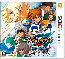 Nintendo 3DS Inazuma Eleven Go Galaxy the Big Bang Japanese game New Japan