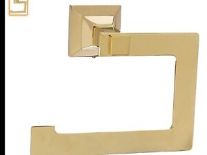 Toto YP930#PB LLoyd  Paper Holder In Polished Brass