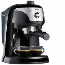 De'Longhi ECC221.B NEW 1100W Traditional Espresso Pods & Ground Coffee Machine