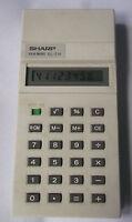Calculator Vintage SHARP ELSI MATE EL-218 ELECTRONIC 1970s 1980s