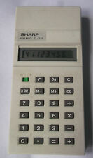 Calculator Vintage SHARP ELSI MATE EL-218 ELECTRONIC 1970s 1980s