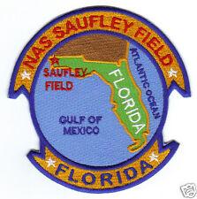 Us Navy Base Patch, Nas Saufley Field, Florida, Y