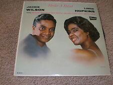 Jackie Wilson/Linda Hopkins LP Shake A Hand