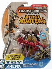 Transformers Prime Beast Hunters #005 Starscream Deluxe Class Decepticon Series