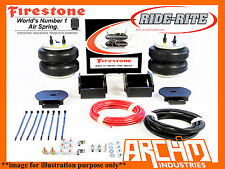 FORD F250 4X4 LIFTED 60-100MM 01-07 FIRESTONE AIR BAG SUSPENSION ASSIST KIT