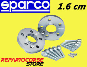 Spacers Sparco 16 MM Chevrolet Cruze (Diesel) - Captiva - Trans Sport