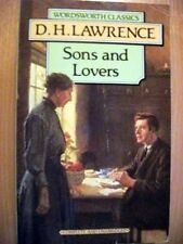 SONS AND LOVERS; D. H. Lawrence - A classic of English literature