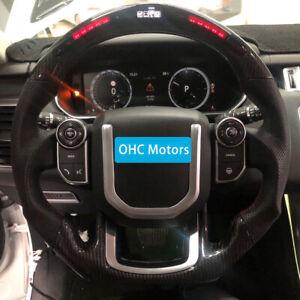 LED Steering Wheel for Land Rover Range Rover Discovery / Sport Velar Defender