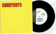 "SUNNYBOYS - SELF TITLED - RARE 7"" 45 E.P. VINYL RECORD w PICT SLV - 1980 PHANTOM"