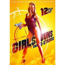 Girls Guns and G Strings The Andy Sidaris Collection 3 Discs 2011 DVD