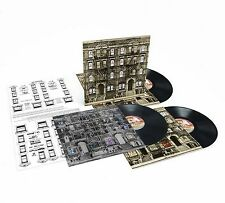 LP-LED ZEPPELIN-PHYSICAL GRAFFITI-DELUXE-3LP- NEW VINYL RECORD