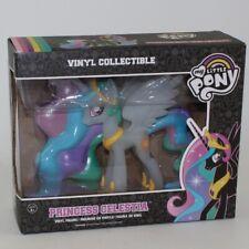 Funko My Little Pony -Collectible Vinyl Figure -PRINCESS CELESTIA *Clear Glitter