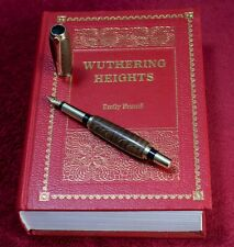 The Brontë Sisters Authenticated Fountain Pen