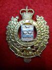 Canadian Cap Badge - Regiment de Joliette QC Cap Badge