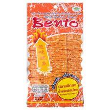 12 x Bento Squid Seafood Snack Namprik Thai Original  20  g