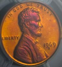 Uncirculated Copper Business PCGS Certified US Small Cents