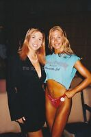 Southern California Girls FOUND PHOTO Color FREE SHIPPING Pretty Women 91 1 M