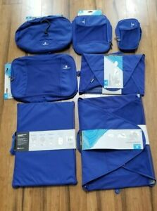 Lot of 7 - EAGLE CREEK Pack-It Original - TRAVEL SET - NEW WITH TAGS - free ship