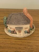 Lilliput Lane Magnolia Cottage Miniature Ornament