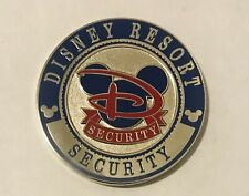 Brand New And Sought After- Disneyland Resort Security Challenge Coin. Disney