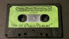 Fear of a Black Planet by Public Enemy Cassette Rare Demo Tape Rap Hip Hop